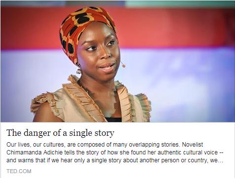 Paperbeau l Facebook Chimamanda Adichie