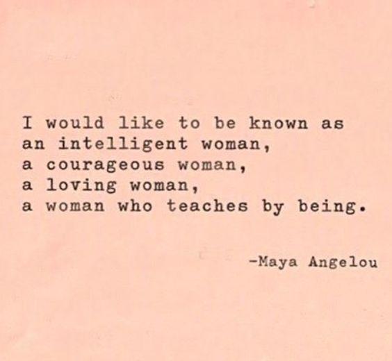 Maya Angelou l Paperbeau