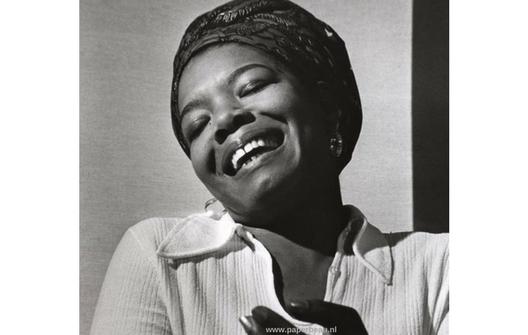 Maya Angelou l Paperbeau blog