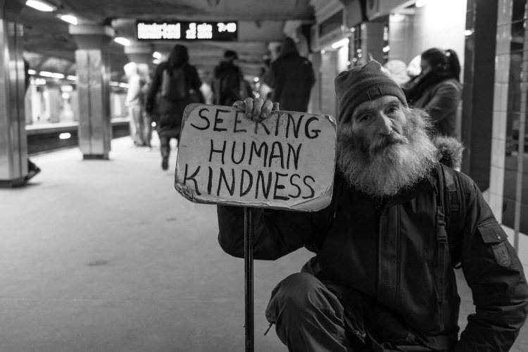 The Importance of kindness l Paperbeau.nl