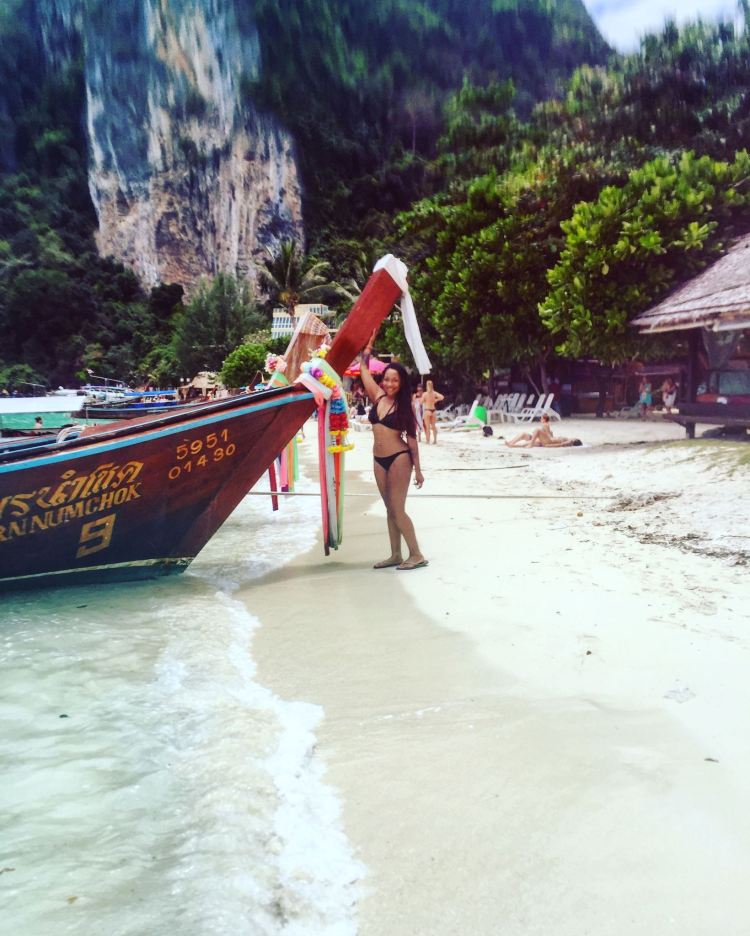 Interview female solo traveller l Paperbeau