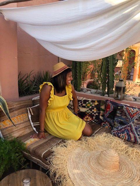 Interview Solo traveller Ashleigh Evans l Paperbeau