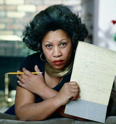 Toni Morrison inspiring quotes l Paperbeau