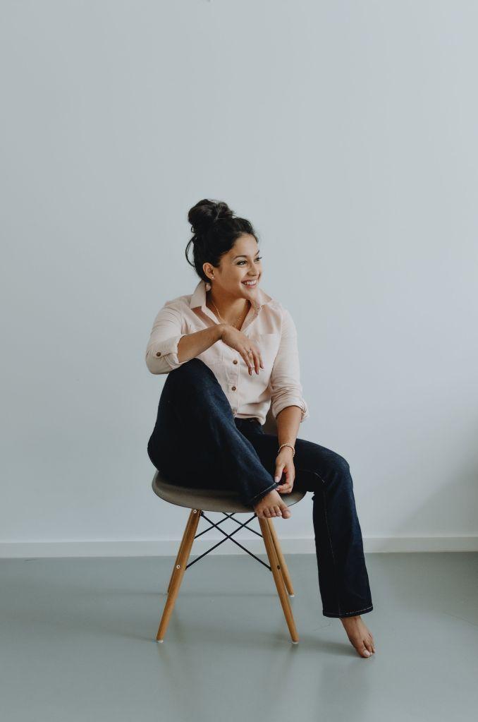 Zerlina Winkel | Photography Credit: Vicky Mclachlan l interview paperbeau
